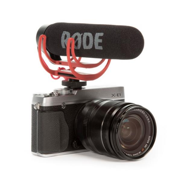 Micro radio, broadcast, camera Rode VideoMic GO