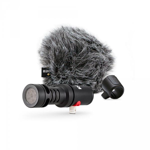 Micro radio, broadcast, camera Rode VideoMic Me-L