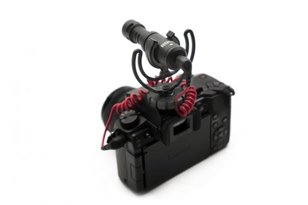 Micro radio, broadcast, camera Rode VIDEOMICRO