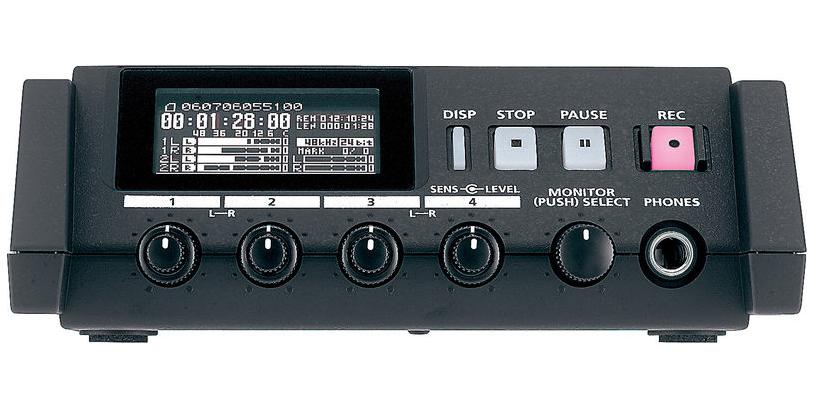 enregistreur portable roland r44 star 39 s music. Black Bedroom Furniture Sets. Home Design Ideas