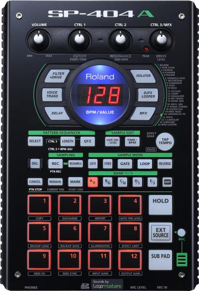 Sampleur Roland SP-404A