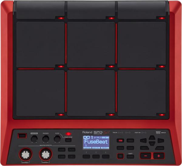 Multi pad batterie électronique Roland SPD-SX SE