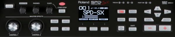 Multi pad batterie électronique Roland SPD-SX