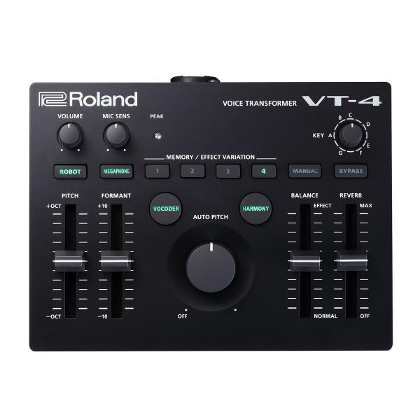 Effet Processeur Studio Amp Sono Roland Vt 4 Star S Music