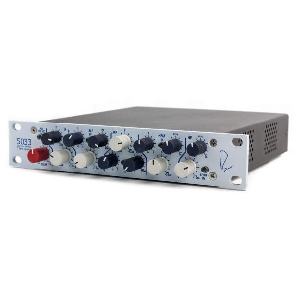 Equaliseur / channel strip Rupert neve design Portico 5033-H
