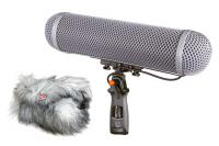 Bonnette & windjammer micro Rycote Modular Windshield WS 4 Kit