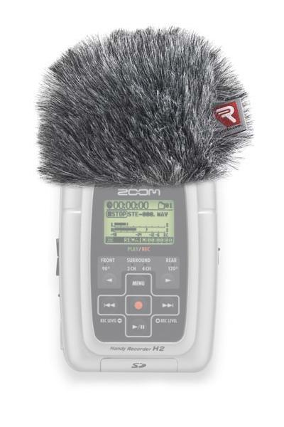 Bonnette & windjammer micro Rycote PFR Special H2