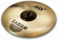 Cymbale crash Sabian AAX X-Plosion Crash - 18 pouces