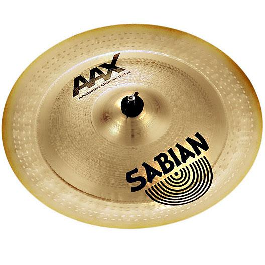 Cymbale china Sabian AAX 17