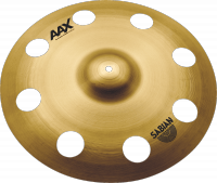 Cymbale crash Sabian 21800XB AAX Crash O-zone 18