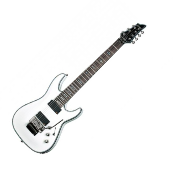 schecter c 7 fr hellraiser gloss white livr chez vous. Black Bedroom Furniture Sets. Home Design Ideas