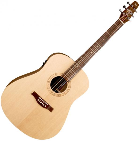 Guitare folk Seagull Walnut Isys+ - natural