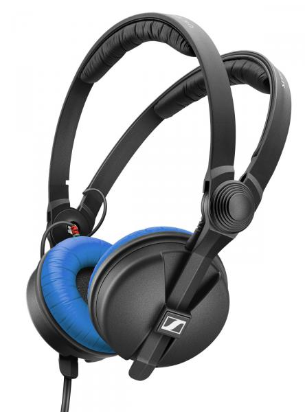 Casque studio & dj Sennheiser HD 25 Blue Edition