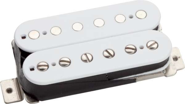 Micro guitare electrique Seymour duncan 59 SH-1B Bridge - White