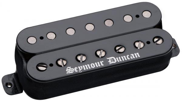 Micro guitare electrique Seymour duncan Black Winter 7 STGR Chevalet
