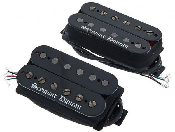 micro guitare electrique seymour duncan black winter 2 set. Black Bedroom Furniture Sets. Home Design Ideas