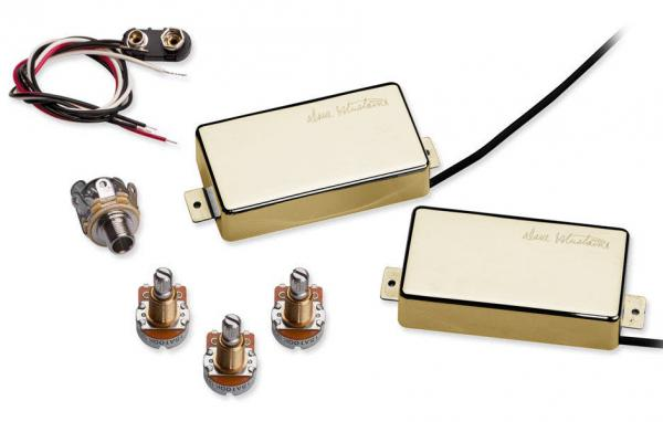 Micro guitare electrique Seymour duncan Dave Mustaine LiveWire LW-MUST Set - Gold