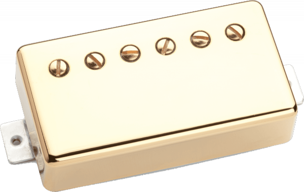 Micro guitare electrique Seymour duncan Jazz Model SH-2N Neck - Gold