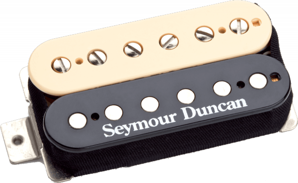 Micro guitare electrique Seymour duncan Jazz Model SH-2N 4C Neck - Zebra