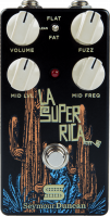 Pédale overdrive / distortion / fuzz Seymour duncan La Super Rica Fuzz