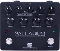 Pédale overdrive / distortion / fuzz Seymour duncan Palladium - Black