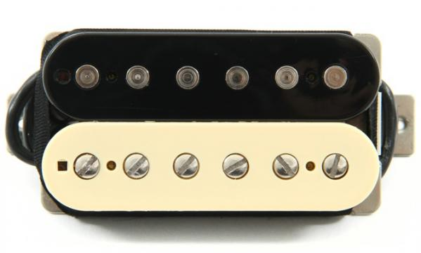 Micro guitare electrique Seymour duncan Pearly Gates SH-PG1 Bridge - Zebra