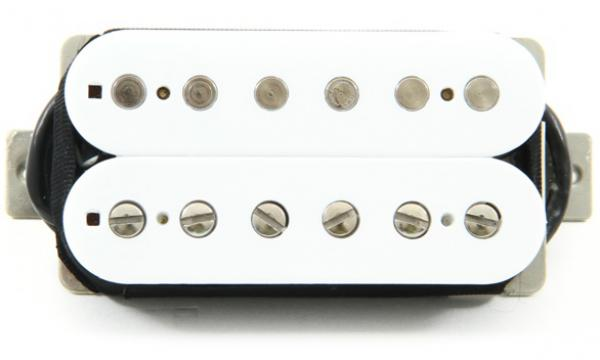 Micro guitare electrique Seymour duncan Pearly Gates SH-PG1 Neck - White
