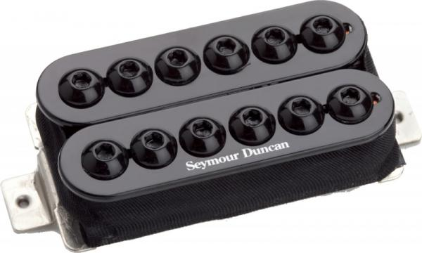 Micro guitare electrique Seymour duncan SH-8N Invader - neck - black