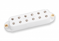 Micro guitare electrique Seymour duncan Little '59 Strat Neck SL59-1N - White