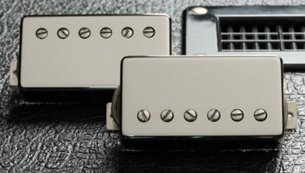 Micro guitare electrique Seymour duncan Slash APH-2S Set - Nickel
