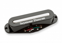 Micro guitare electrique Seymour duncan STK-S2B Hot Stack Strat - bridge - black