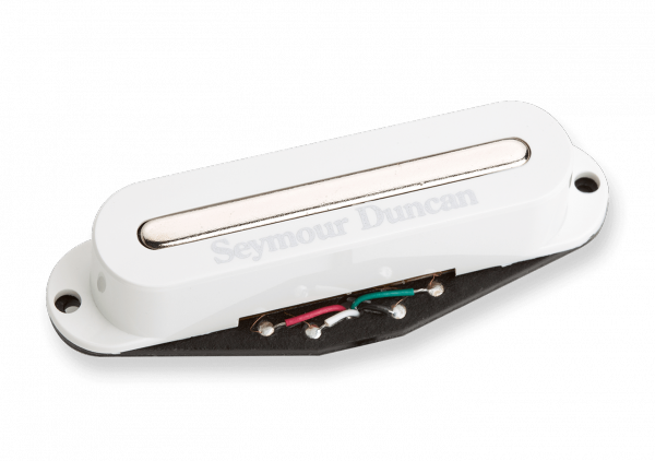 Micro guitare electrique Seymour duncan STK-S2B Hot Stack Strat - bridge - white