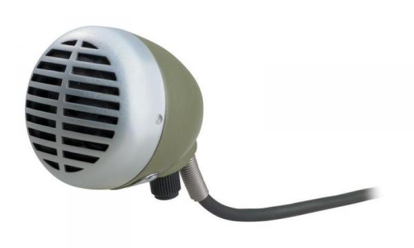 Micro instrument Shure 520DX Green Bullet