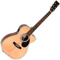 Guitare folk Sigma OMMRC-1STE - Natural
