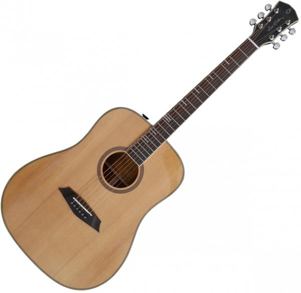 Guitare folk & electro Sire Larry Carlton A4-D - Natural
