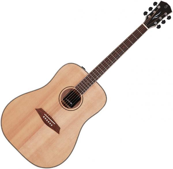 Guitare folk & electro Sire R3 DS NT - Natural