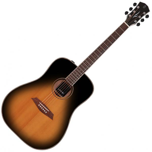 Guitare folk & electro Sire R3 DS VS - Vintage sunburst