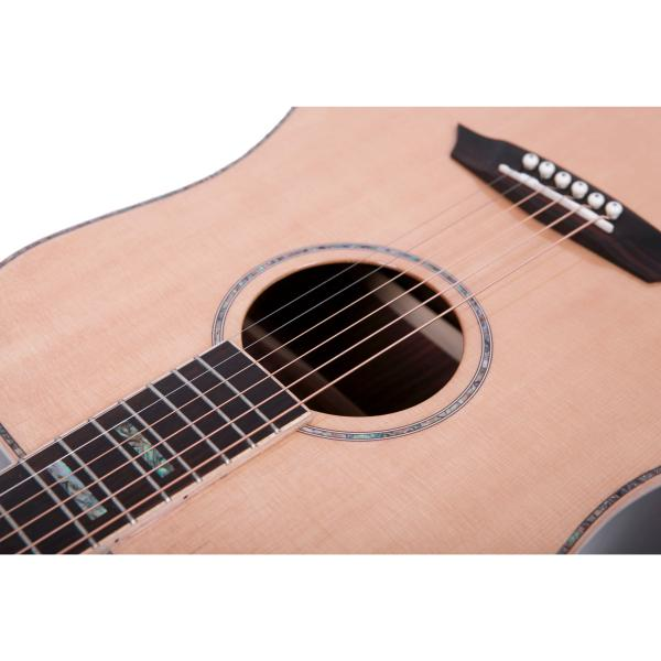 Guitare folk & electro Sire R7 DS NT - natural