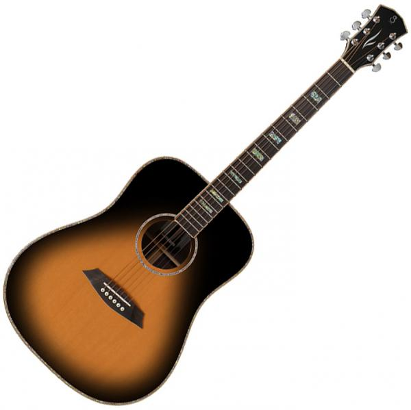 Guitare folk & electro Sire R7 DS VS - Vintage sunburst