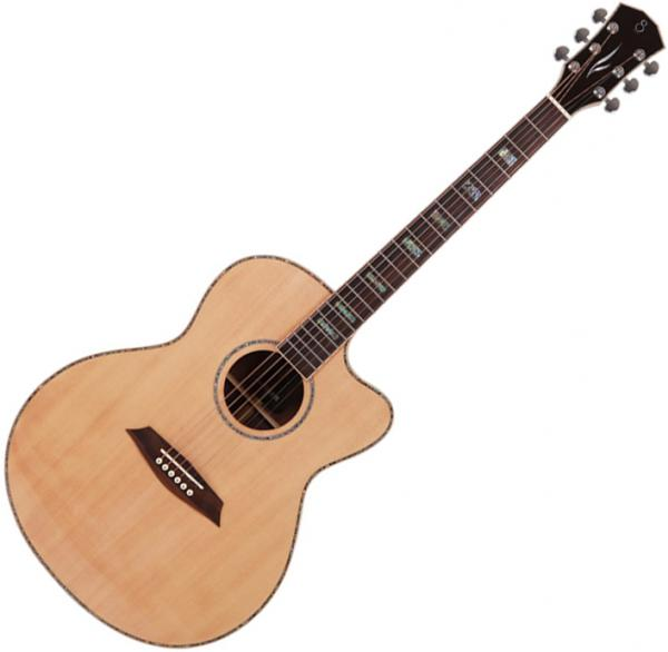 Guitare folk & electro Sire R7 GS NT - Natural
