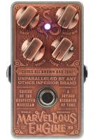 Pédale overdrive / distortion / fuzz Snake oil Marvellous Engine Distortion