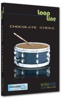 Banque de sons instrument virtuel Sonivox Chocolate Sticks