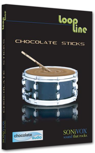 Instrument virtuel Sonivox Chocolate Sticks