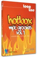 Banque de sons instrument virtuel Sonivox Hot Box : MPC Grooves Vol. 1