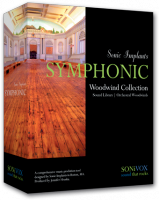 Banque de sons instrument virtuel Sonivox Sonic Implants Symphonic Woodwind Collection