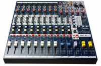 Table de mixage analogique Soundcraft EFX 8