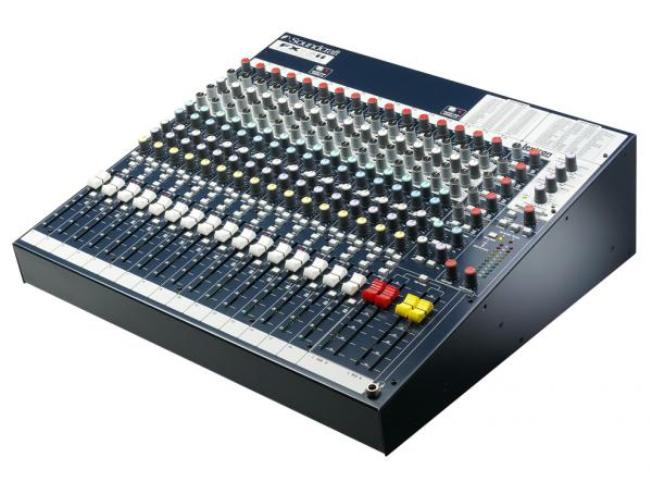 Table de mixage analogique Soundcraft FX 16 II