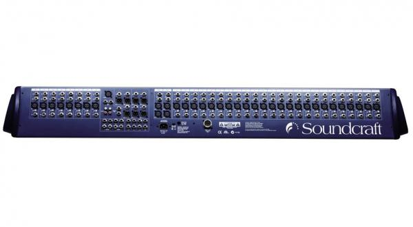 Table de mixage analogique Soundcraft GB4 24
