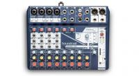 Table de mixage analogique Soundcraft NotePad-12FX
