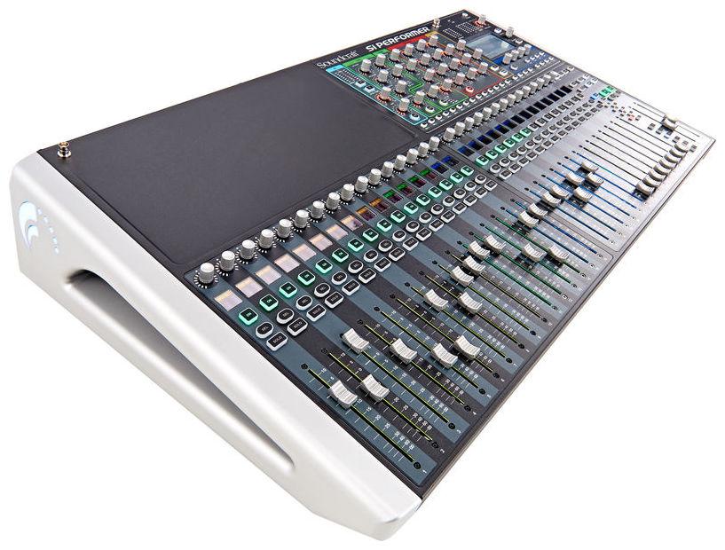 Table De Mixage Numerique Soundcraft Si Performer 3